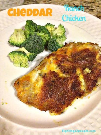 Cheddar Ranch Chicken